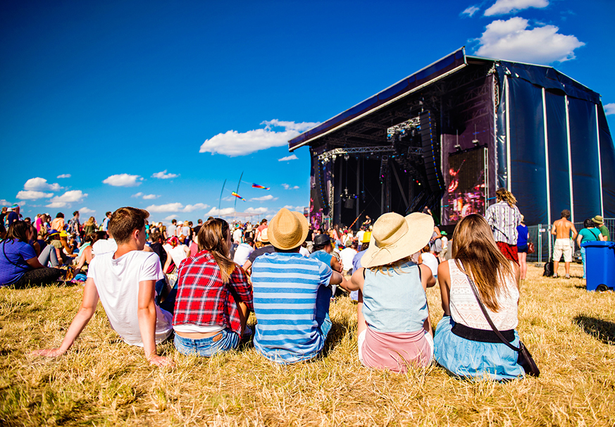 Summer festivals: Our tips for managing and making the most of them